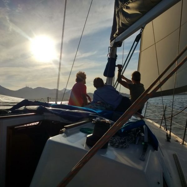 Destaque: SAILING TOUR IN RIO DE JANEIRO 22 A 27/11/17