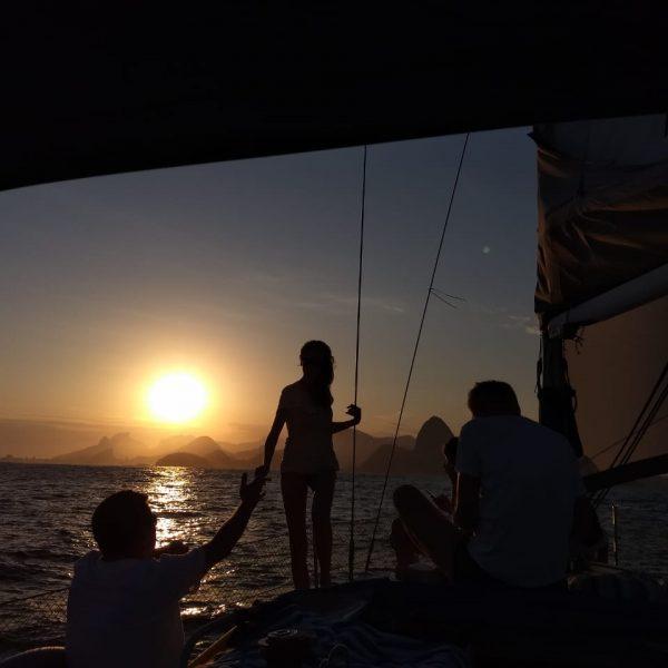 Destaque: SAILING TOUR IN RIO DE JANEIRO 25 A 29/10/18
